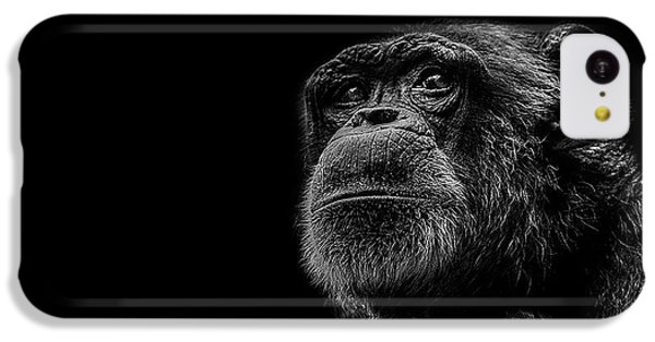 Portraits iPhone 5c Case - Trepidation by Paul Neville