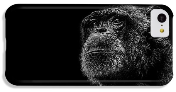 Trepidation IPhone 5c Case by Paul Neville