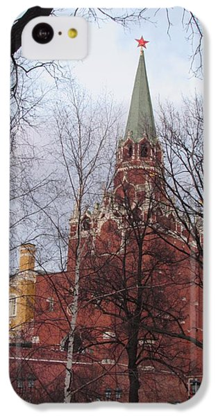 Trinity Tower At Dusk IPhone 5c Case