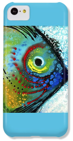 Tropical Fish - Art By Sharon Cummings IPhone 5c Case