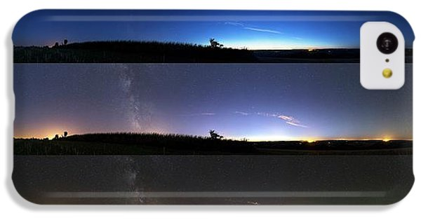 Twilight Sequence IPhone 5c Case by Laurent Laveder