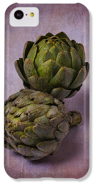 Two Artichokes IPhone 5c Case