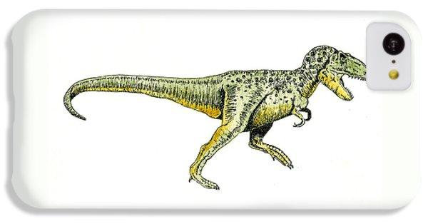Tyrannosaurus Rex IPhone 5c Case