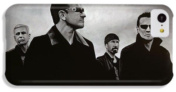 The iPhone 5c Case - U2 by Paul Meijering
