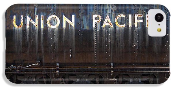 Union Pacific - Big Boy Tender IPhone 5c Case by Paul W Faust -  Impressions of Light