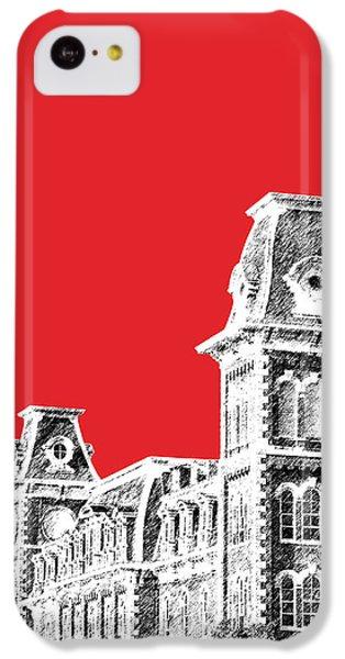 University Of Arkansas - Red IPhone 5c Case