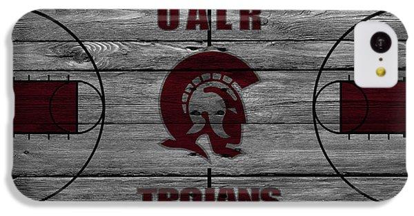 University Of Arkansas At Little Rock Trojans IPhone 5c Case by Joe Hamilton