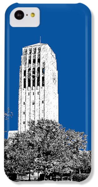 University Of Michigan - Royal Blue IPhone 5c Case