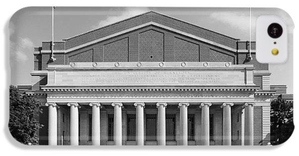 University Of Minnesota Northrop Auditorium IPhone 5c Case by University Icons