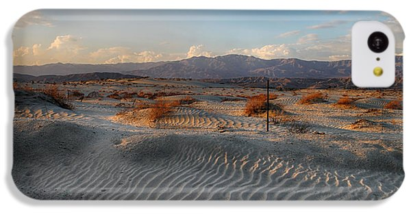 Desert iPhone 5c Case - Unspoken by Laurie Search