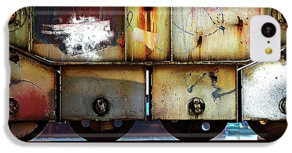 Train iPhone 5c Case - Untitled by Anna Niemiec