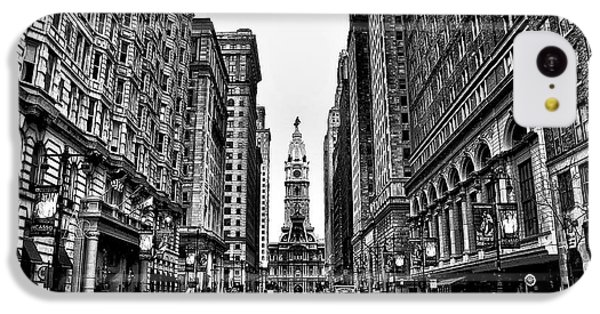 Urban Canyon - Philadelphia City Hall IPhone 5c Case