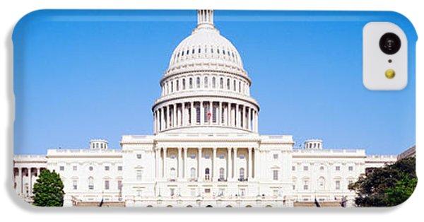 Us Capitol, Washington Dc, District Of IPhone 5c Case