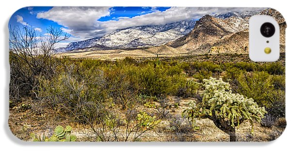 IPhone 5c Case featuring the photograph Valley View 27 by Mark Myhaver