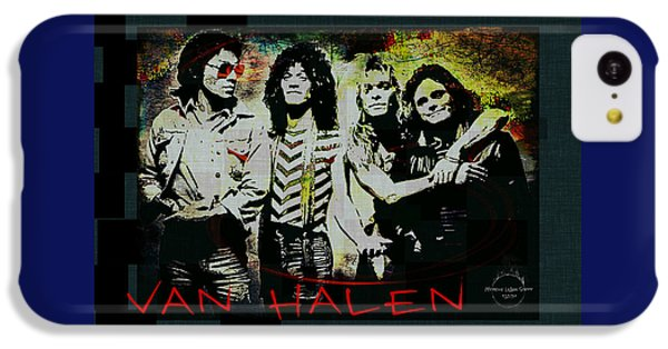 Van Halen - Ain't Talkin' 'bout Love IPhone 5c Case