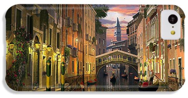 Venice At Dusk IPhone 5c Case by Dominic Davison