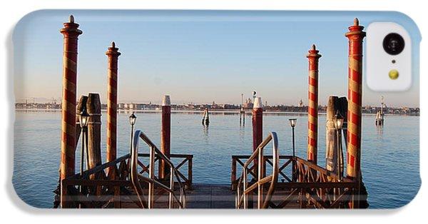 Venice  IPhone 5c Case by C Lythgo