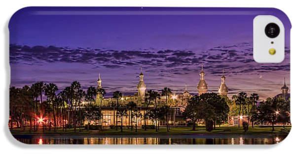Venus Over The Minarets IPhone 5c Case by Marvin Spates
