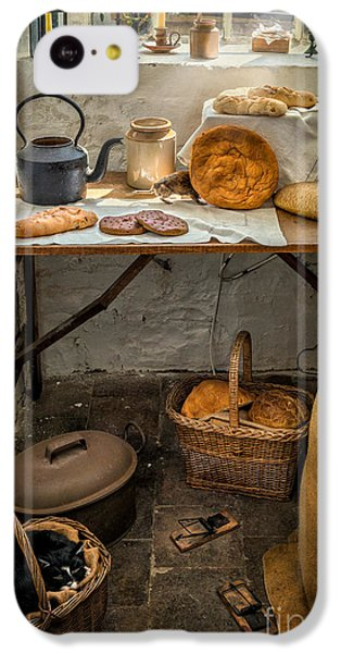 Victorian Bakers IPhone 5c Case by Adrian Evans