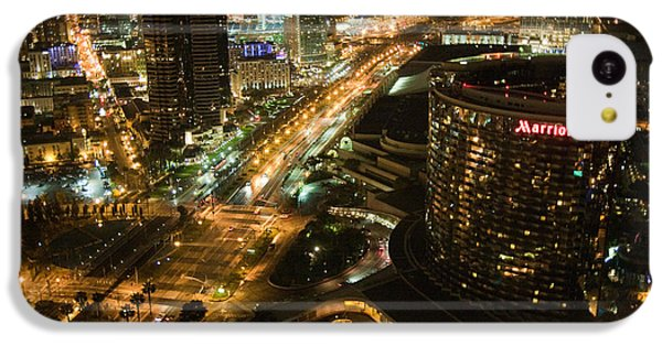 IPhone 5c Case featuring the photograph View From Top Of The Hyatt by Nathan Rupert