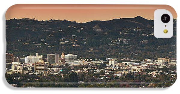 View Of Buildings In City, Beverly IPhone 5c Case by Panoramic Images