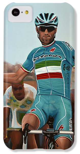 Vincenzo Nibali Painting IPhone 5c Case