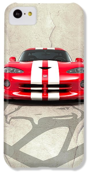 Viper Gts IPhone 5c Case by Mark Rogan