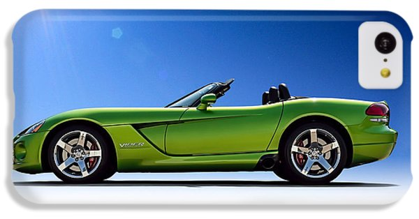 Viper Roadster IPhone 5c Case by Douglas Pittman