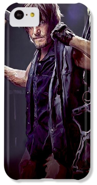 Walking Dead - Daryl Dixon IPhone 5c Case