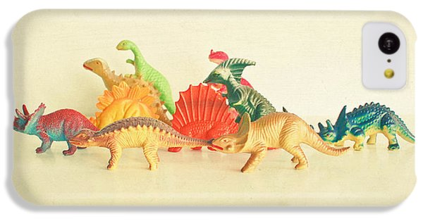 Walking With Dinosaurs IPhone 5c Case by Cassia Beck