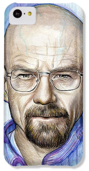 Walter White - Breaking Bad IPhone 5c Case
