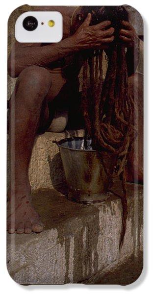 Varanasi Hair Wash IPhone 5c Case