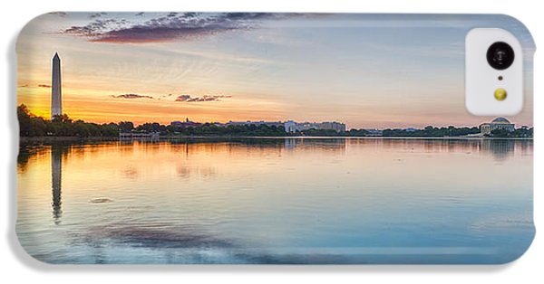 Washington Dc Panorama IPhone 5c Case