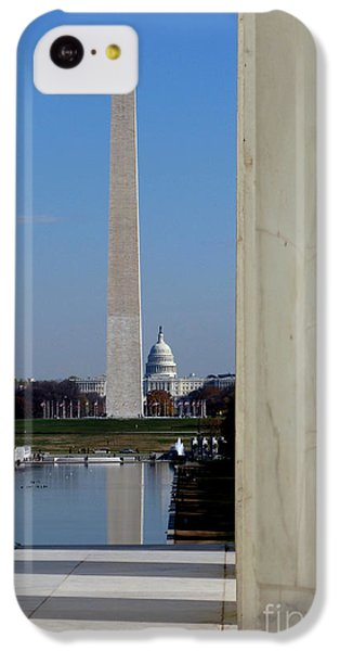 Washington Landmarks IPhone 5c Case