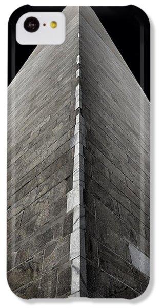 Washington Monument iPhone 5c Case - Washington Monument by Marianna Mills