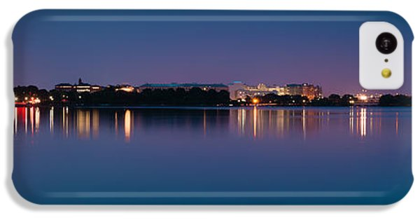 IPhone 5c Case featuring the photograph Washington Skyline by Sebastian Musial