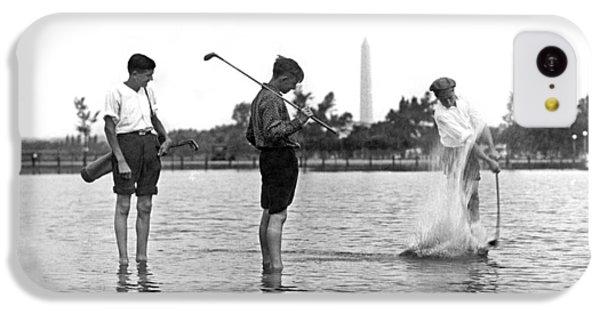 Water Hazard On Golf Course IPhone 5c Case