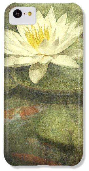 Water Lily IPhone 5c Case by Scott Norris