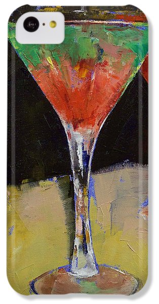 Watermelon Martini IPhone 5c Case by Michael Creese