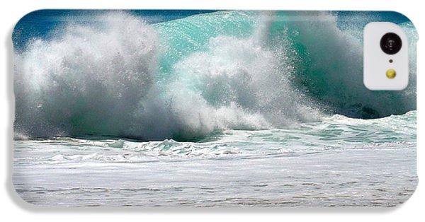 Beach iPhone 5c Case - Wave by Karon Melillo DeVega
