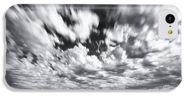 iPhone 5c Case - We Have Had Lots Of High Clouds And by Larry Marshall
