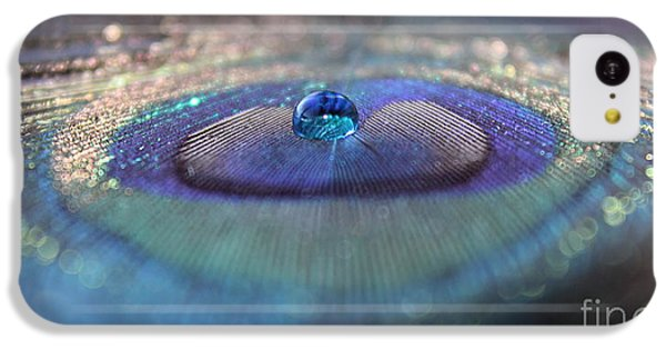 We Won't Say Goodbye IPhone 5c Case by Krissy Katsimbras