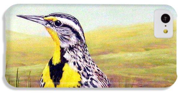 Western Meadowlark IPhone 5c Case