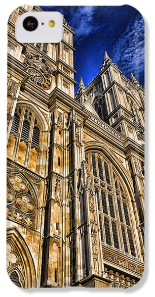 Westminster Abbey West Front IPhone 5c Case