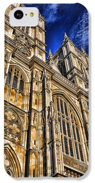 Westminster Abbey West Front IPhone 5c Case by Stephen Stookey