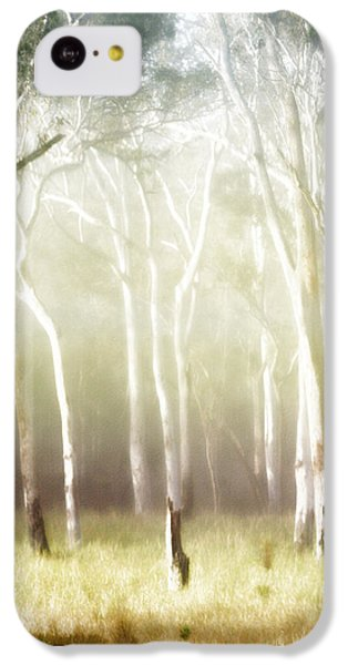 iPhone 5c Case - Whisper The Trees by Holly Kempe