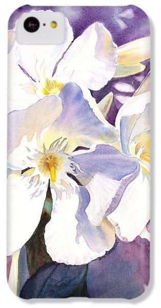 White Oleander IPhone 5c Case