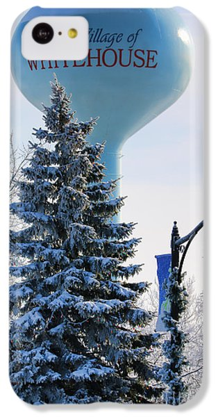 Whitehouse Water Tower  7361 IPhone 5c Case