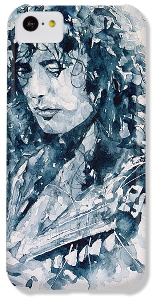Whole Lotta Love Jimmy Page IPhone 5c Case