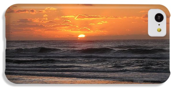 Wildwood Beach Here Comes The Sun IPhone 5c Case